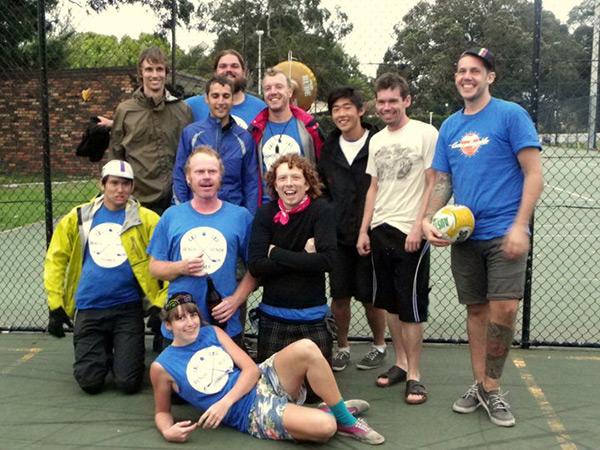 Team Dingo: photo Alex Dircks