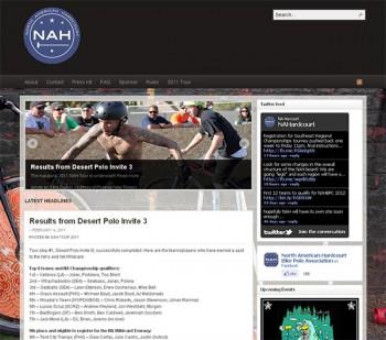 North American Hardcourt website