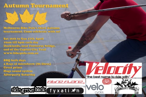 Autumn Tourney 2011 Flyer