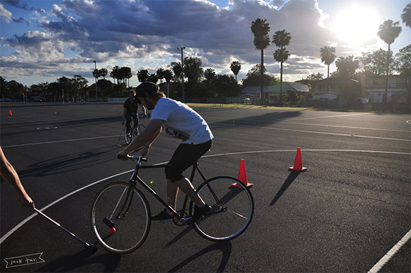 Ettalong Bike Polo