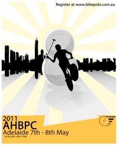 2011 AHBPC Flier