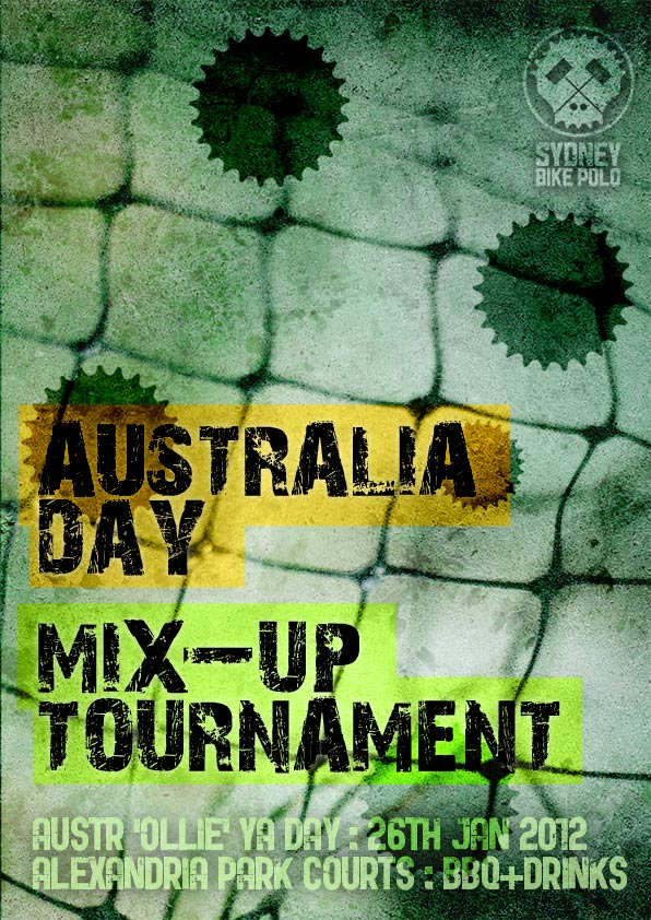 Australia Day Mix-Up Tournament