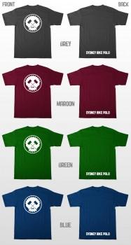 Shirt Color Option