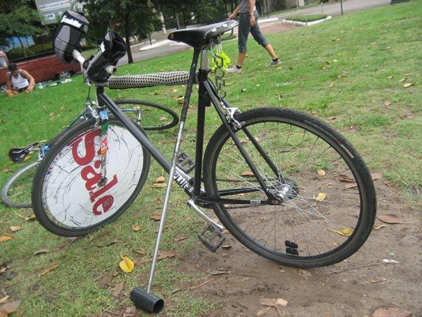 Francesco's Polo Bike