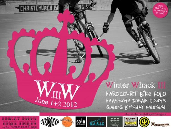 Winter Whack III poster