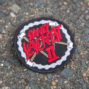 Patch-Closeup